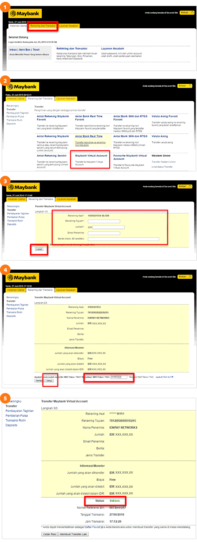 maybank online banking system Home online banking online banking online application online bill payment how to sign up faqs what should i do if i forgot my m2u username and password terms & conditions | security | e-banking charter | mycareer | 2018 malayan banking berhad (company no, 3813-k.